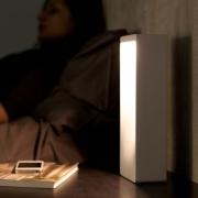 LAMPE LED ENCEINTE CROMATICA