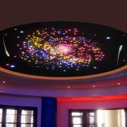 S lection id e d co for Plafond lumineux fibre optique