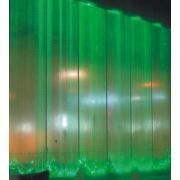 PACK 100 FIBRES OPTIQUES LED SPARKLE RVB