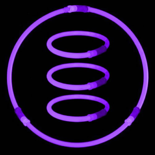 Bracelet fluo