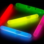 MINI BATON FLUO STICK PACK DE 250 PIECES