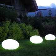 GALET LUMINEUX LED APOLLO GRANDES TAILLES