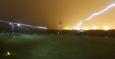 Golf nocturne