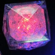 GLACONS LED A FACETTES