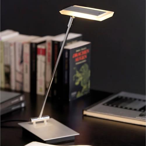 lampe led de bureau slice lampes led de bureau. Black Bedroom Furniture Sets. Home Design Ideas