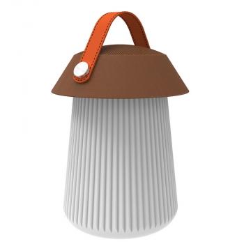 LAMPE LED AVEC HAUT-PARLEUR FUNGHI
