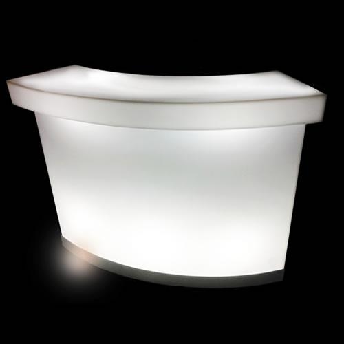 bar lumineux led le comptoir bar lumineux avec ou sans fil. Black Bedroom Furniture Sets. Home Design Ideas