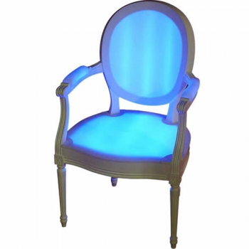 fauteuil lumineux design leon fauteuil lumineux design. Black Bedroom Furniture Sets. Home Design Ideas