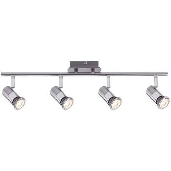plafonnier led multi spots spot led pour plafond. Black Bedroom Furniture Sets. Home Design Ideas