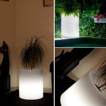 cache pot lumineux led mojito pot lumineux led. Black Bedroom Furniture Sets. Home Design Ideas
