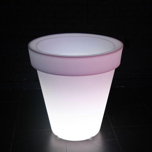 Pot lumineux gulliver pot lumineux led for Pot lumineux exterieur solaire