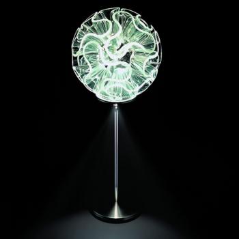 lampe led coral 55cm avec liseuse led. Black Bedroom Furniture Sets. Home Design Ideas