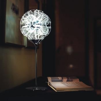 LAMPE LED CORAL 55CM AVEC SA LISEUSE