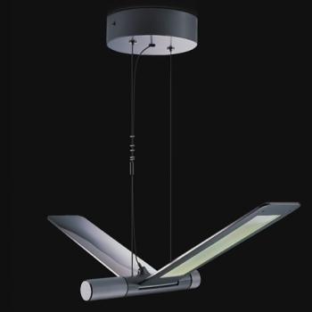 suspension led seagull lustre led. Black Bedroom Furniture Sets. Home Design Ideas