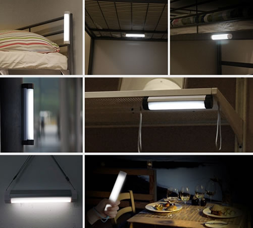 Lampe LED Octabarre