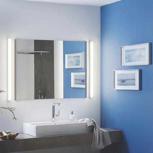 reglette led salle de bain. Black Bedroom Furniture Sets. Home Design Ideas
