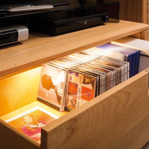 r glette led senselight pour tiroir r glette led. Black Bedroom Furniture Sets. Home Design Ideas