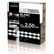 RUBAN LED BLANC FROID PACK 1M