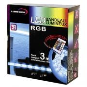 RUBAN LED RVB 3 M AVEC TELECOMMANDE