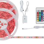RUBAN LED COULEURS PACKS 10 MÈTRES