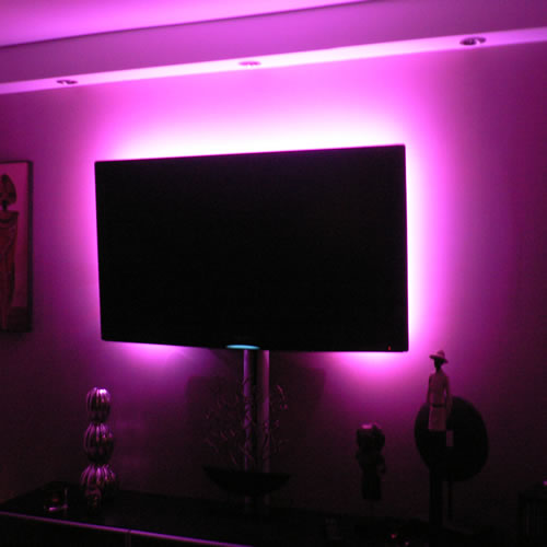 ruban led rvb pack 2m blister kits ruban led. Black Bedroom Furniture Sets. Home Design Ideas