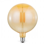AMPOULE FILAMENT LED E27 GLOBE XXL DIMMABLE