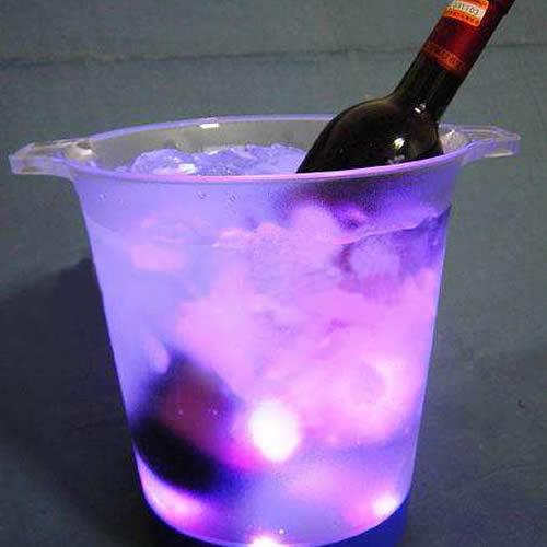 Seau a champagne led table de cuisine - Seau a champagne lumineux ...