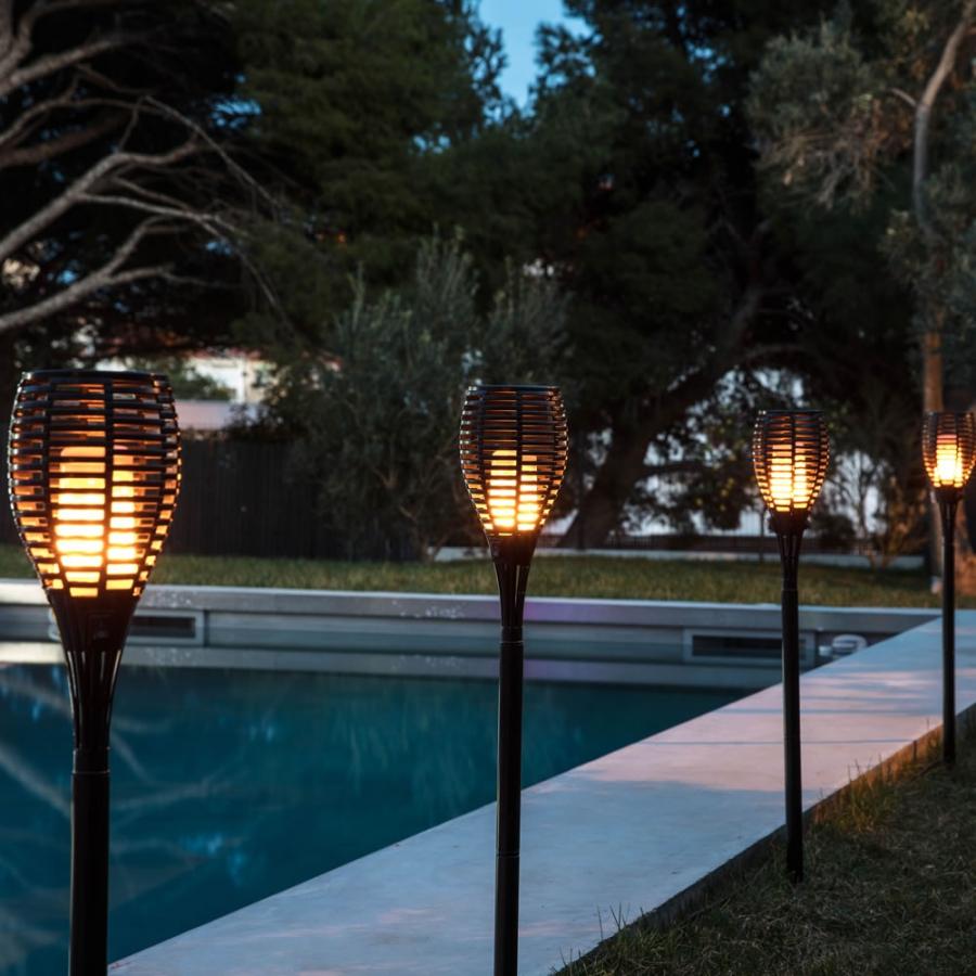 Lux et d co pro for Led solaire terrasse