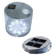 LAMPE LED SOLAIRE GONFLABLE