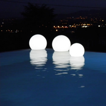 BOULE LUMINEUSE LED PATIO<br>Ø 30 CM