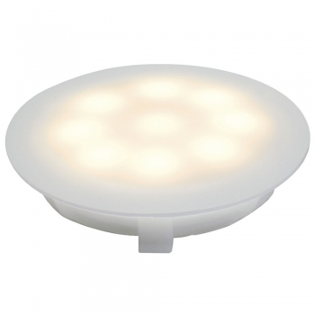 PACK 3 SPOTS LED POUR LE SOL BLANC CHAUD SATIN