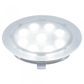 PACK 3 OU 6 SPOTS LED POUR LE SOL UPDOWNLIGHT TRANSPARENT