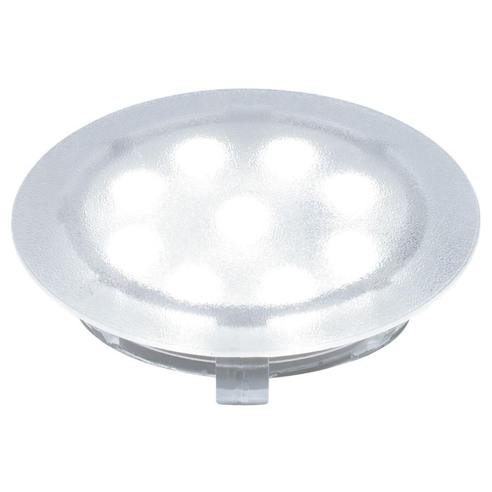 pack spots led pour le sol updowlight transparent par 3 ou 6. Black Bedroom Furniture Sets. Home Design Ideas