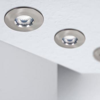 pack 3 spots led pour cabine de douche spot led pour plafond. Black Bedroom Furniture Sets. Home Design Ideas