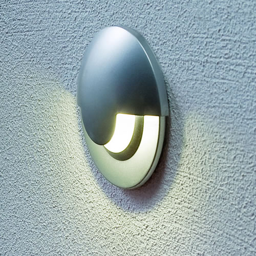 Pack 3 spots led encastrable mural updownlight spot led for Spot led interieur encastrable