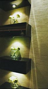 Spot LED pour étagères