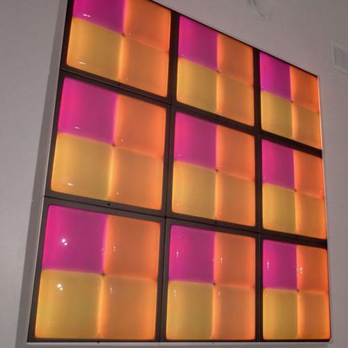tableau lumineux a led. Black Bedroom Furniture Sets. Home Design Ideas
