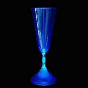 FLUTE A CHAMPAGNE LED